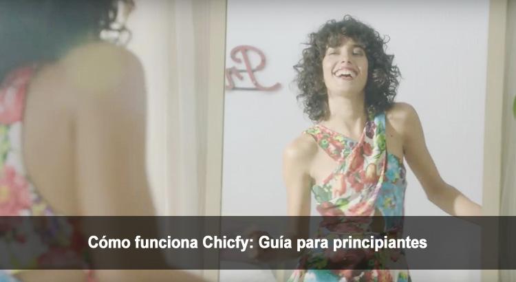Guía de tallas de Zara Chicfy