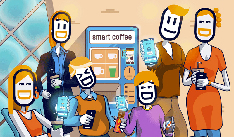 Orain smart coffee
